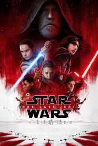 Star Wars The Last Jedi movie poster Disney