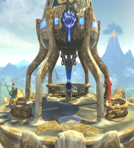 Great Plateau Tower Stage super Smash Bros ultimate Nintendo Switch