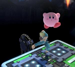 Ken Masters vs Kirby Wily Castle Super Smash Bros ultimate Nintendo Switch Megaman Capcom