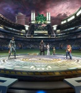 King of Fighters Stadium super Smash Bros ultimate Nintendo Switch