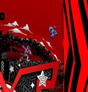 Falco vs Megaman Mementos stage super Smash Bros ultimate Nintendo Switch