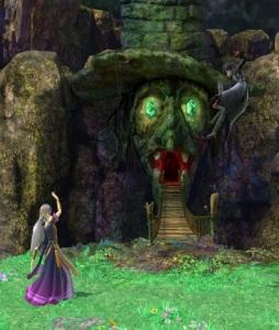 Spiral Mountain Stage super Smash Bros ultimate Nintendo Switch