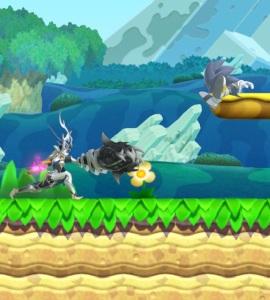 Corrin vs sonic Super Mario Maker Stage super Smash Bros ultimate Nintendo Switch