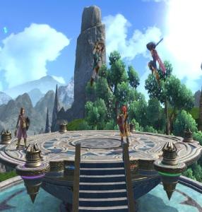 Yggdrasil's Altar super Smash Bros ultimate Nintendo Switch