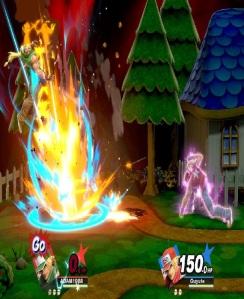 Final Smash Terry Bogard super Smash Bros ultimate Nintendo Switch SNK