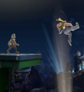 Fox vs Terry Bogard super Smash Bros ultimate Nintendo Switch SNK