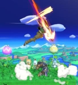 Richter Belmont vs Terry Bogard super Smash Bros ultimate Nintendo Switch SNK