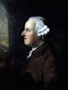 English poet Thomas Gray