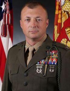 Marine colonel United States of America