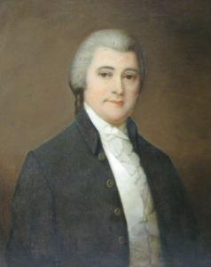 Tennessee senator William Blount
