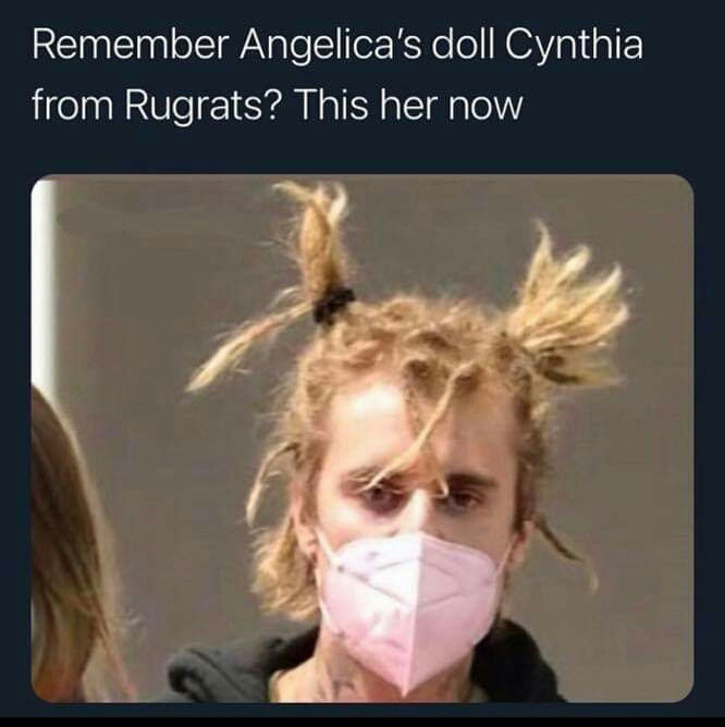 Memes Cynthia from Rugrats