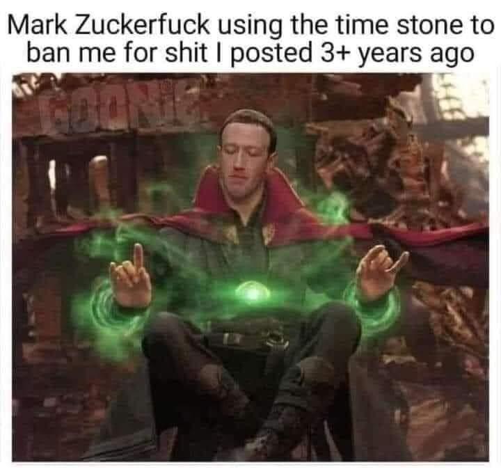 Memes Mark Zuckerberg Facebook Doctor Strange