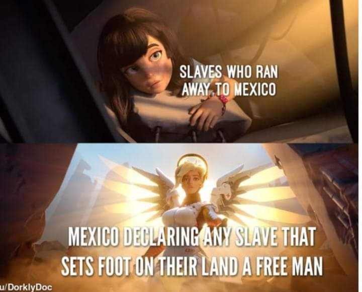 Memes abolitionist Mexico