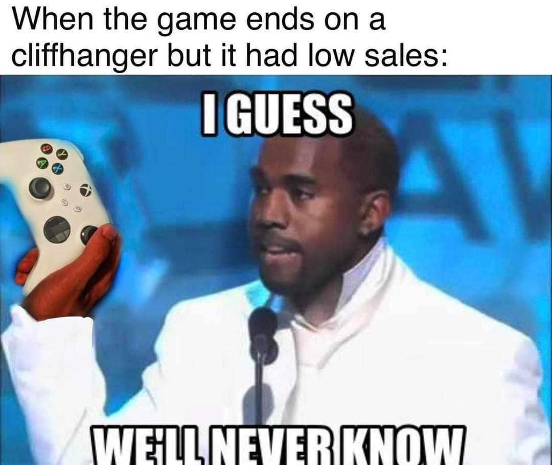Memes low selling games