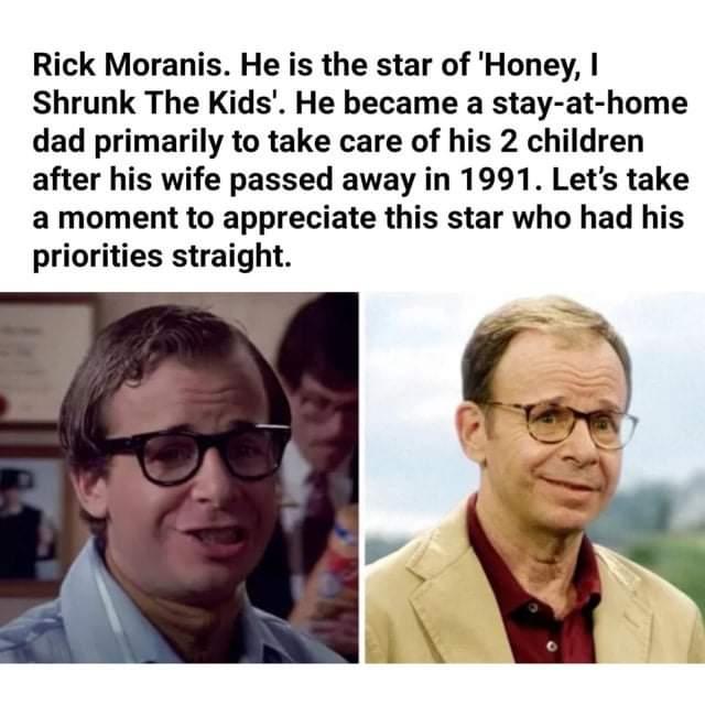 Memes why Rick Moranis no longer acts