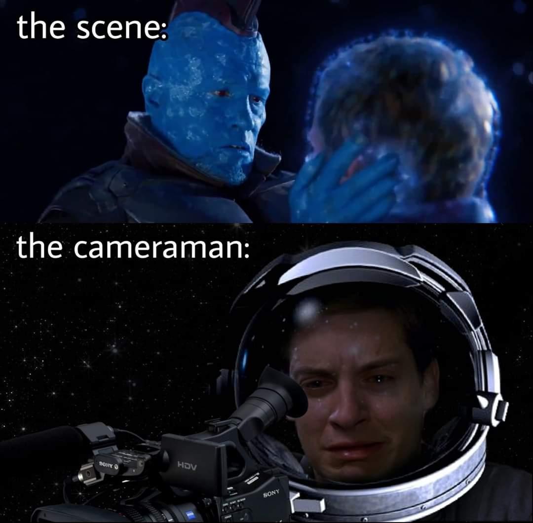 Memes guardians of the galaxy yondu dies