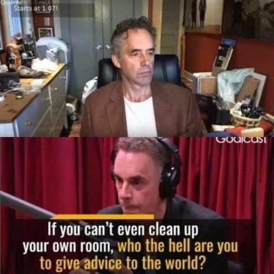 Memes Jordan Peterson hypocritical idiot