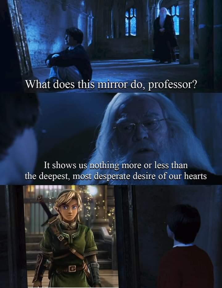 The Legend of Zelda Wii U memes