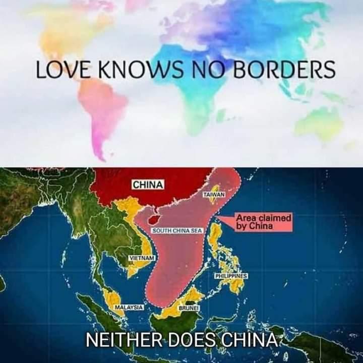 China versus Taiwan memes