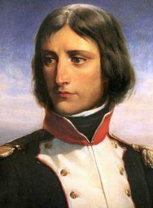 Young Napoleon Bonaparte