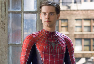 Spiderman 1 Peter Parker Tobey maguire