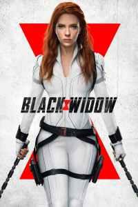 Black Widow movie poster MCU Scarlet Johansson