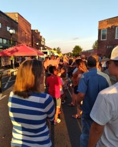 Food vendors freedom Blast greer south carolina