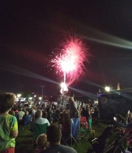 Fireworks finale freedom Blast greer south carolina