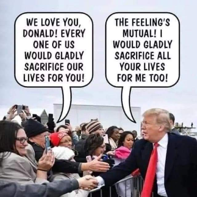Memes Donald Trump supporters