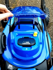 How electric lawn mowers work