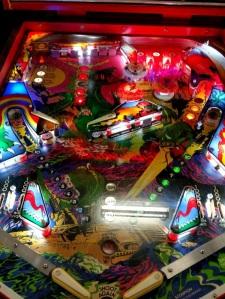 Scorpion Pinball Machine board