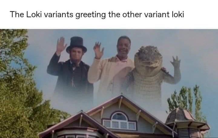 Memes loki variants