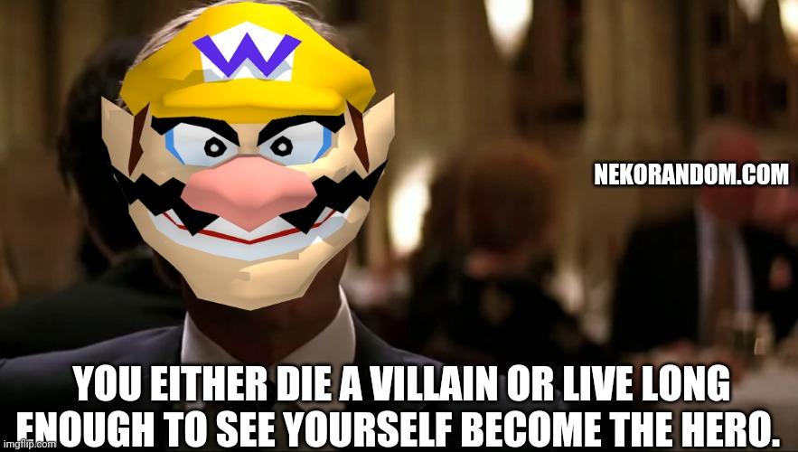 Memes wario Nintendo