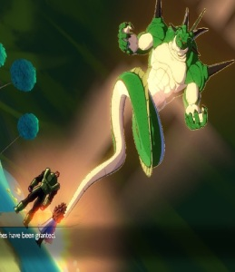Android 16 and Android 21 make wish to porunga dragon Ball FighterZ Nintendo Switch Xbox One PS4