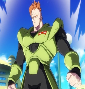 Android 16 dragon Ball FighterZ Nintendo Switch Xbox One PS4