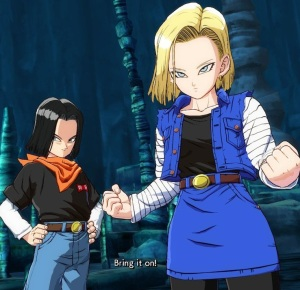 Android 18 dragon Ball FighterZ Nintendo Switch Xbox One PS4