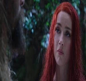 Princess meera finds Arthur Curry Aquaman 2018