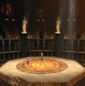 Arena Ferox stage super Smash Bros ultimate Nintendo Switch fire Emblem