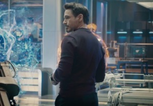 Avengers: Age of Ultron tony stark creates Ultron Robert Downey jr