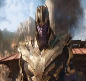 Avengers: Infinity War Thanos at his prime