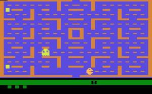 Pac-Man Atari 2600 Namco