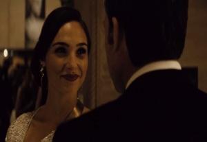 Bruce Wayne meets Diana prince Batman Vs Superman: Dawn of Justice gal gadot