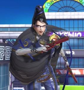 Bayonetta super Smash Bros ultimate Nintendo Switch