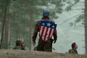 Captain America the first Avenger first shield Chris Evans
