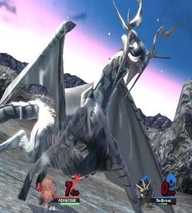 Dragon final Smash Corrin super Smash Bros ultimate Nintendo Switch fire Emblem