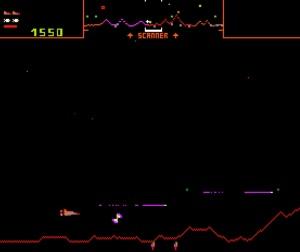 Defender: Stargate arcade game