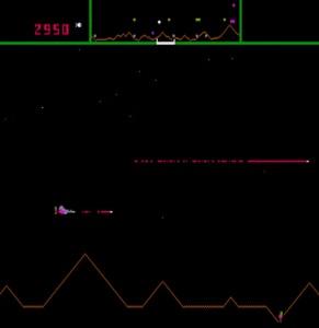 Original defender arcade game