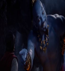 Aladdin 2019 remake will Smith as the Genie