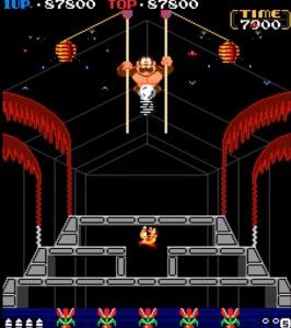 Donkey Kong 3 arcade version Nintendo