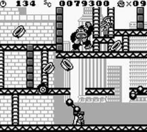 Dk and Pauline Donkey Kong 94 Game Boy